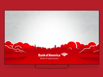 Work: Bank of America