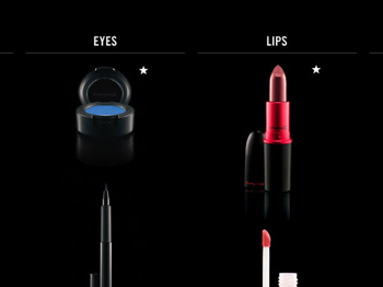 Work: MAC Cosmetics